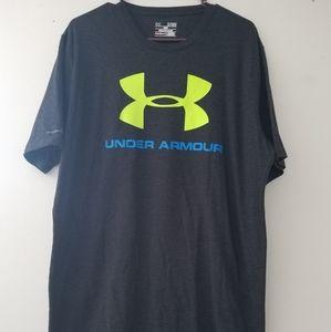 NWOT Under Armour Heat Gear Shirt
